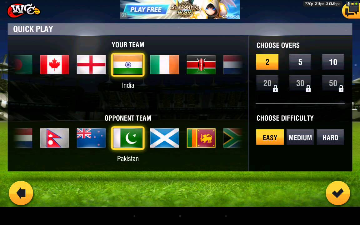 Download World Cricket Championship 2 - WCC2 APK For Android