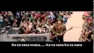 Sadda Haq  with lyrics - Rockstar  2011   HD national flag of tibet.flv
