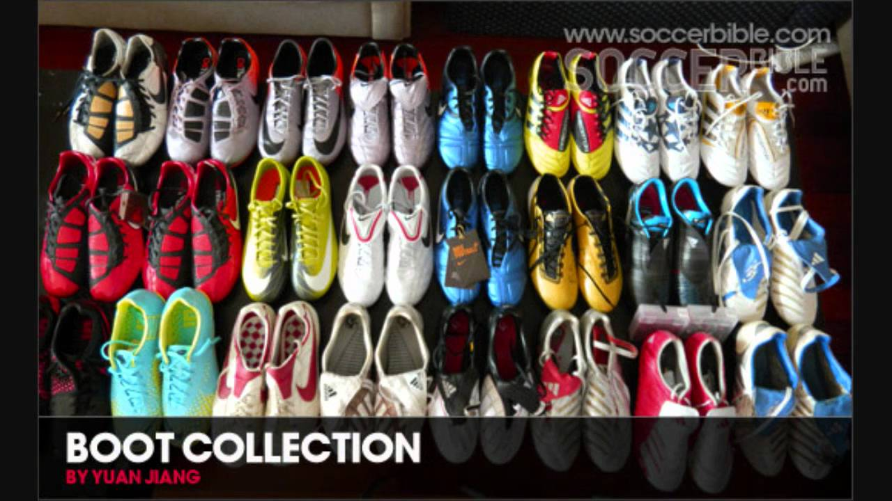 Best Soccer Football Boot Collections Hd Youtube