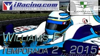 iRacing Grand Prix Series - Presentación Temporada 2 2015