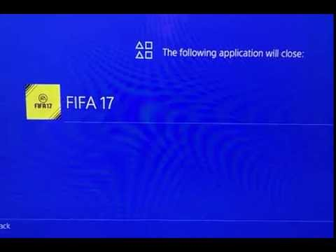 FIFA 17 PS4 Disc won't read past 47% 51% 83% installation CONFIRMED FIXES -  see description