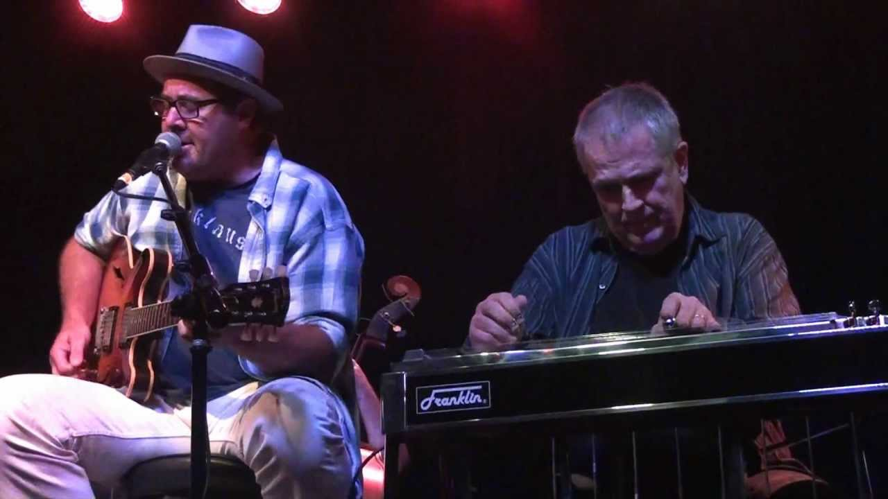 Vince Gill & Paul Franklin To her Again