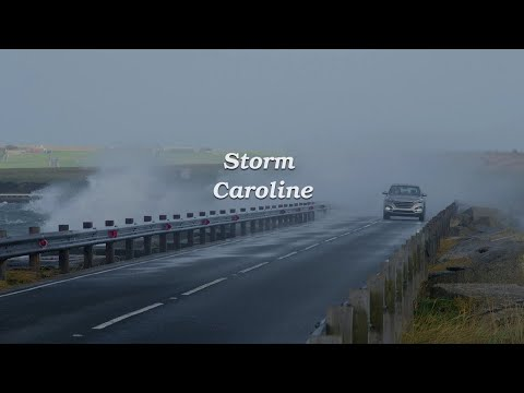 UK: Storm Caroline to bring gales followed by freeze