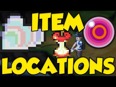 YOU CAN BUY HEARTSCALES?!? Pokemon Sun and Moon BEST Item Locations!