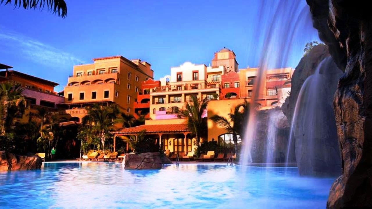 And  Star Hotels In Tenerife