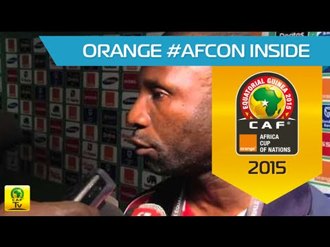 Post-match Interview: Florent Ibenge - Orange Africa Cup of Nations, EQUATORIAL GUINEA 2015
