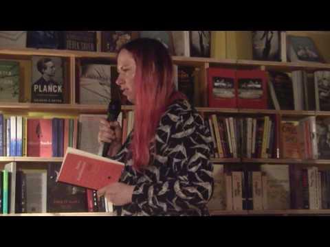 Aušra Kaziliūnaitė - European Poetry at Libreria