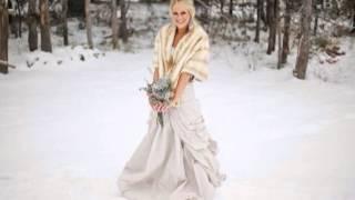 Свадьба зимой: оригинальные и сказочные идеи для свадебного торжества