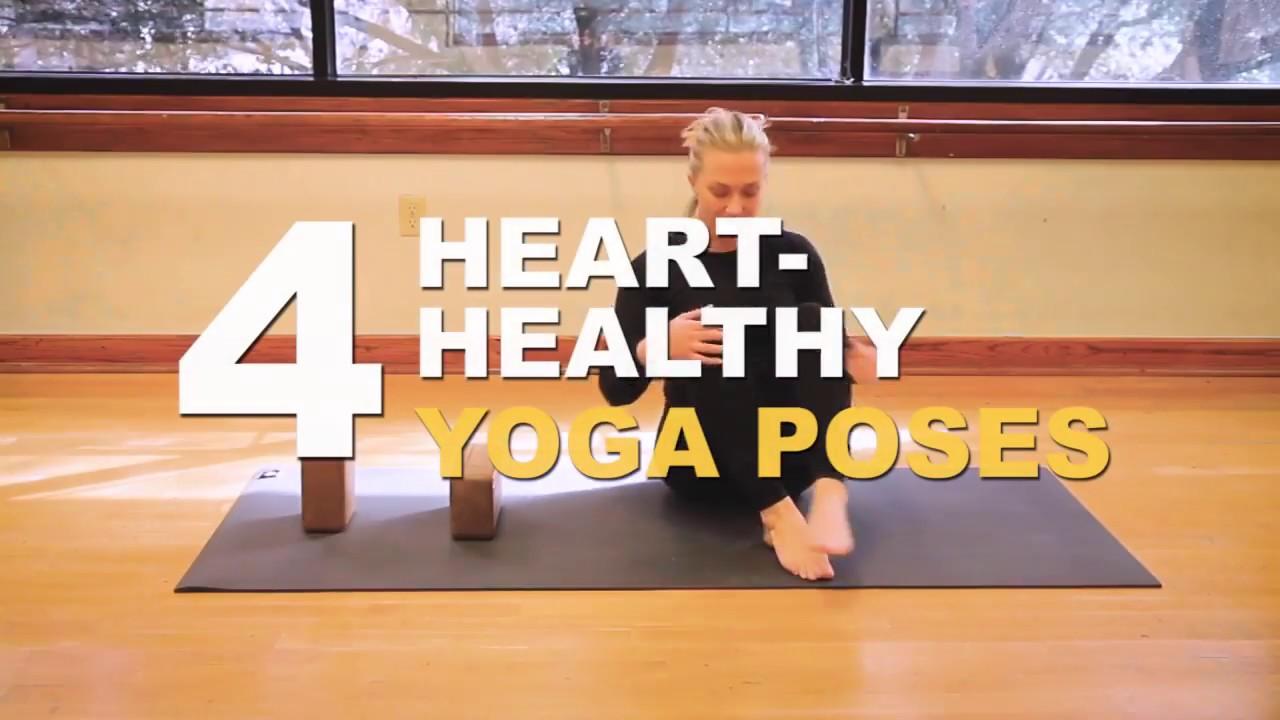 31 Heart-Healthy Yoga Poses