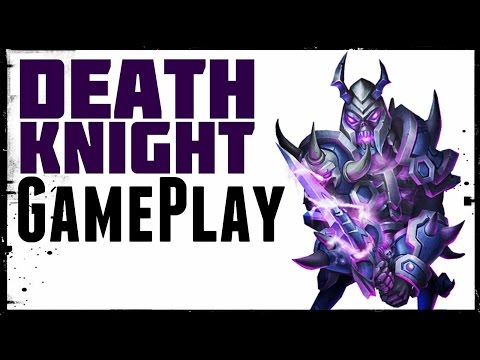 Castle Clash: Death Knight Gameplay - Roll For It?