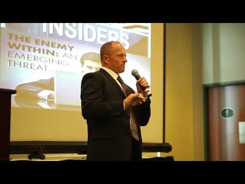 Cyber-Security Presentation Hosted by FBI Special Agent Byron Franz