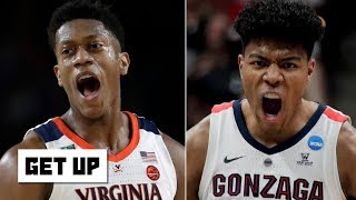 Jalen Rose's NBA comparisons for De'Andre Hunter, Rui Hachimura, and more draft prospects | Get Up