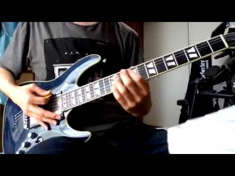 【Tabs】Pierce The Veil - A Match Into Water 【Guitar Cover】