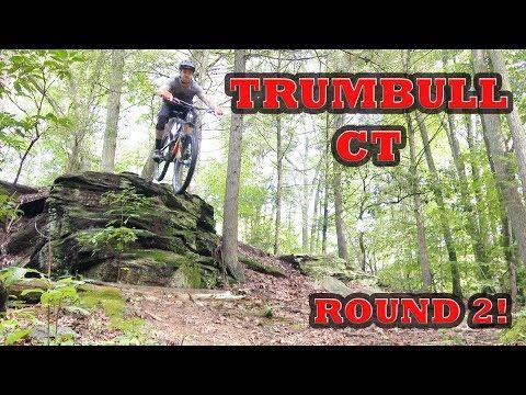 Mountain Biking Trumbull, CT | Round 2!