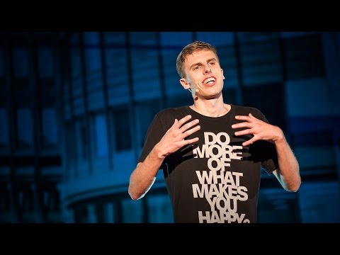 Harry Baker: The power of self-acceptance