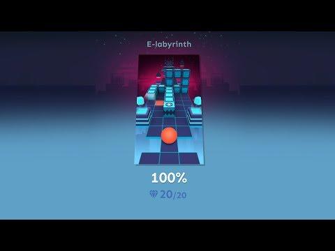 Rolling Sky - E-labyrinth