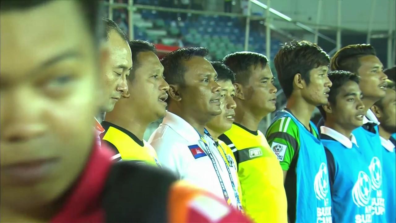 Thailand Myanmar Suzuki Cup