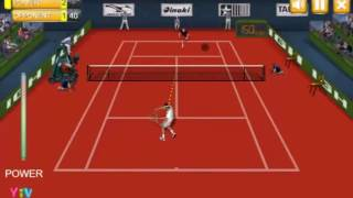 Real Tennis Game Level 1-2 | Sport Games