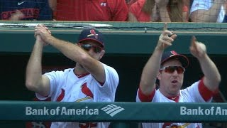 5/21/17: Grichuk, Wainwright lead Cardinals to win