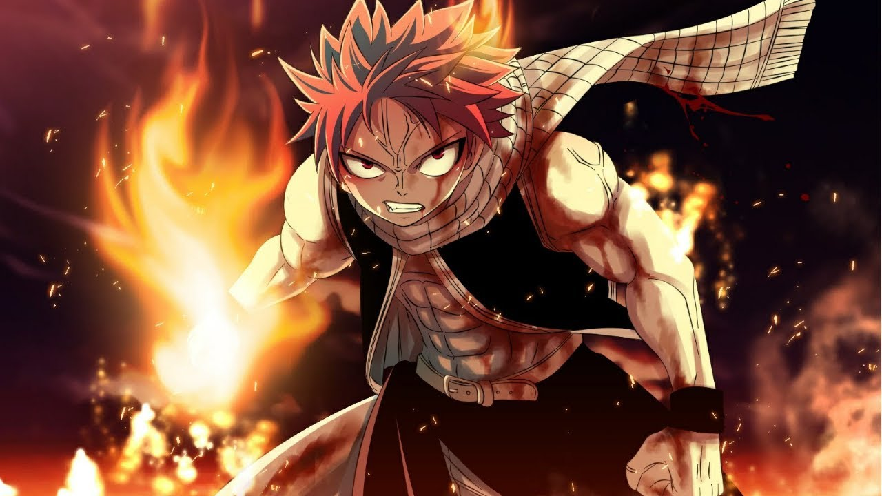 Download Fairy Tail/Natsu Dragneel [AMV] - Fight Back