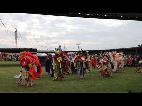 Comanche Nation Fair and Pow Wow