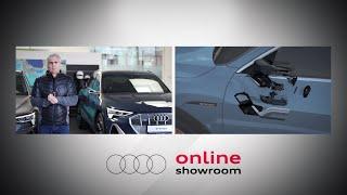 Audi Online Showroom - Audi e-tron vs. e-tron Sportback