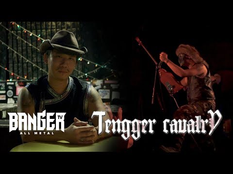 Interview With Tengger Cavalry Frontman Nature G on Mongolian folk metal.