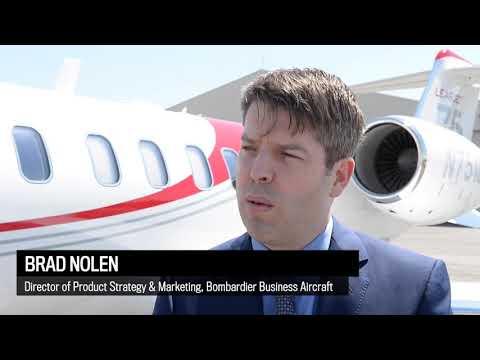 A look inside Bombardier's Learjet 75