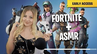 [ASMR] ♡ Entspanntes FORTNITE Gameplay
