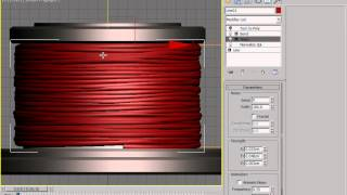 Natural Wire Wrapping - 3ds Max Modelling Tutorial