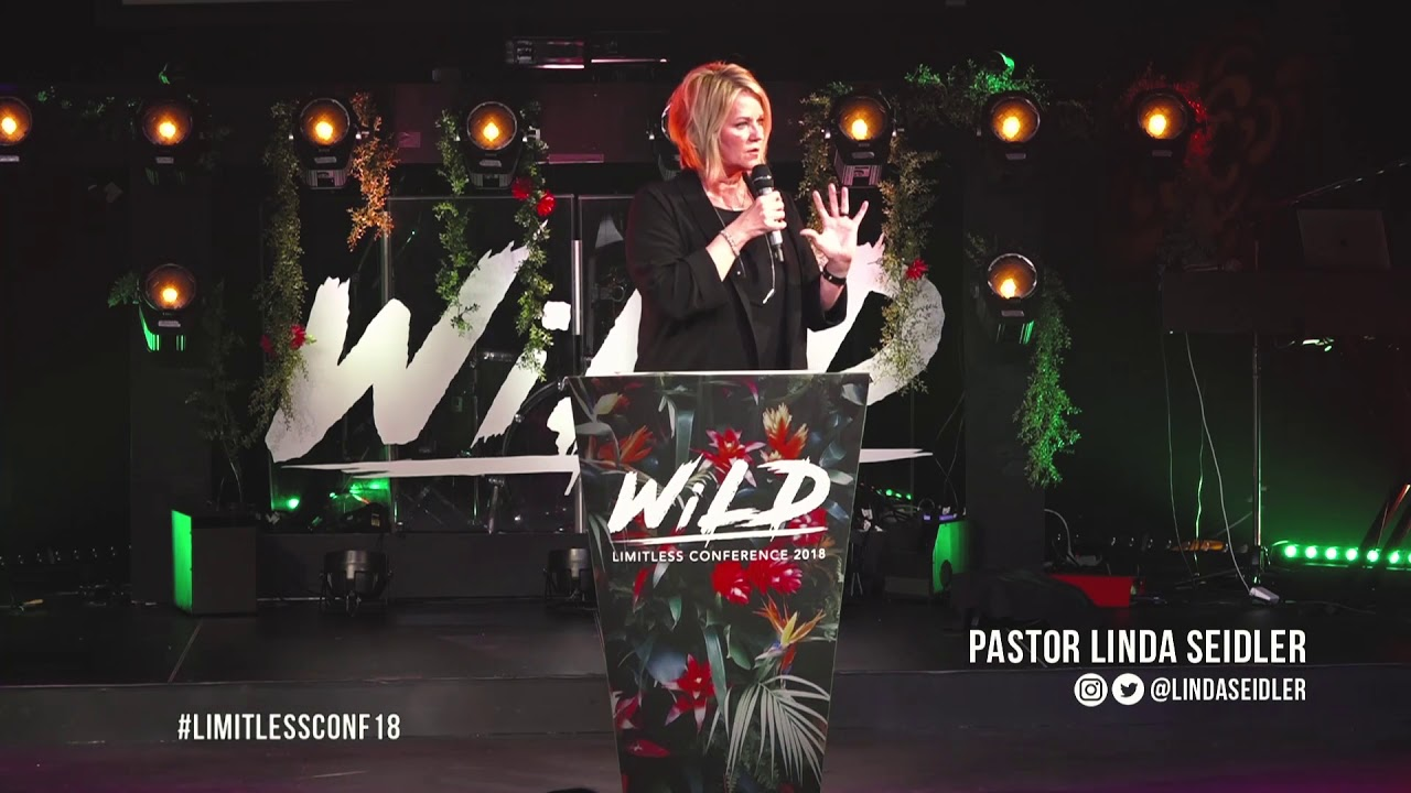 """Linda Seidler 