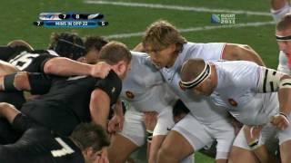 Agarrón de Pene en la Final de Rugby 2011