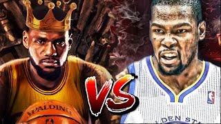 "Finals Preview: LeBron VS Durant || ""The Trilogy"""