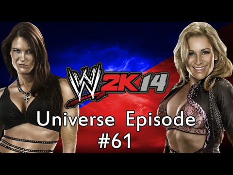 WWE 2K14 Universe Mode - Episode 61: The Tournament Continues