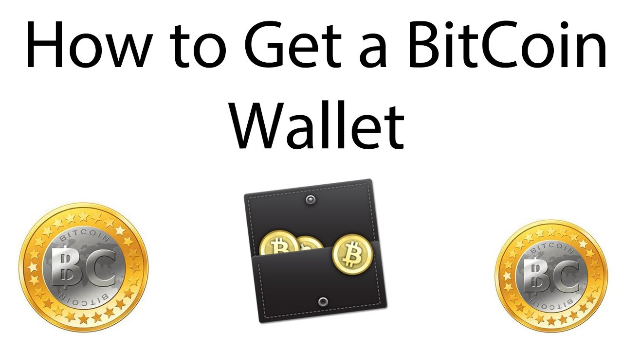 How to get a bitcoin wallet youtube ccuart Images