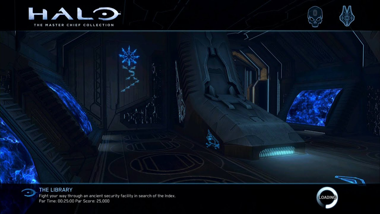Halo Master Chief Collection Halo Ce Anniversary The Library Par Time Achievement