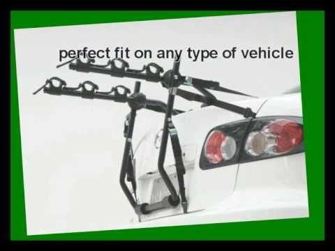 Hollywood Racks E3 Express 3 Bike Trunk Mount Rack