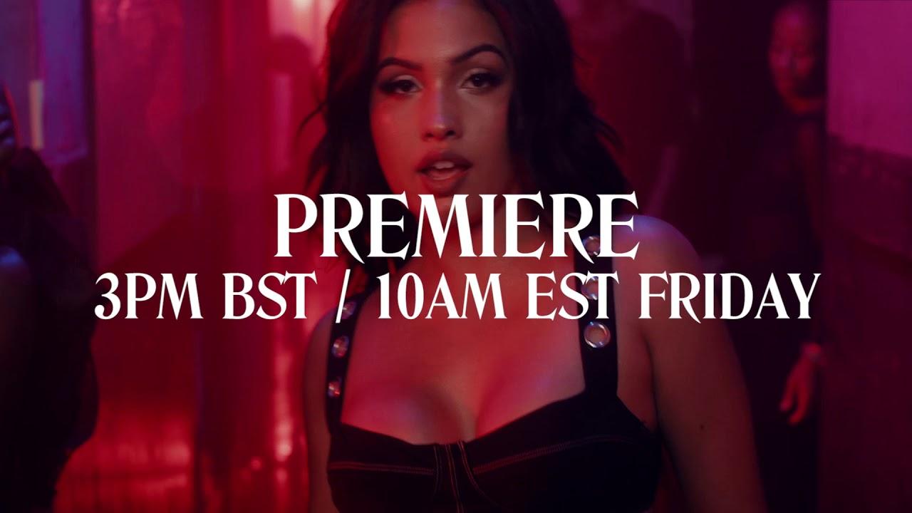 Tiësto & Mabel - God Is A Dancer (Video Trailer)