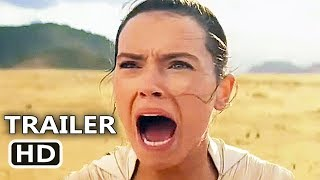 """STAR WARS 9 """"Chewbacca in danger"""" Trailer (NEW 2019) The Rise of Skywalker Movie HD"""
