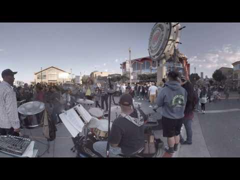San Francisco Fisherman Wharf Street Band