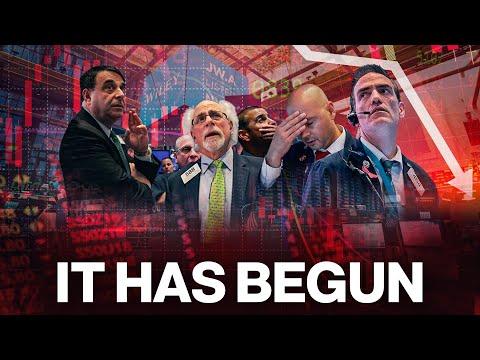 The Stock Market Crash Nobody Thinks Possible Has Begun!