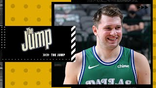 Stephen A. Smith and Kendrick Perkins on Luka Doncic's extension