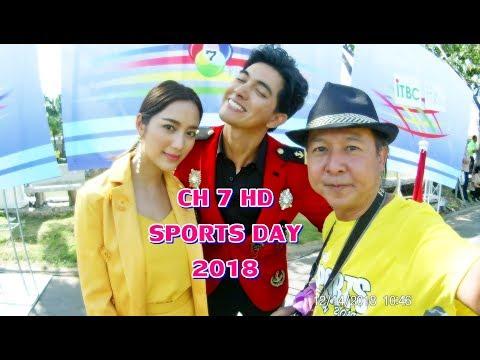 CH7 HD SPORTS DAY 2018 E.P. 1