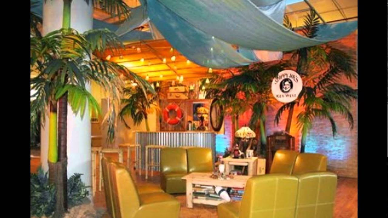 Beach Party / Goan Theme Decor Ideas By 17 Degree Event