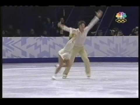 Berezhnaya & Sikharulidze (RUS) - 2002 Salt Lake City, Figure Skating, Pairs' Short Program