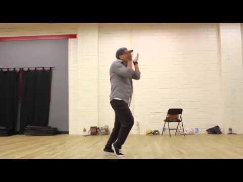 Purple Elephant Society   Tonight - John Legend Choreography by Kris P.