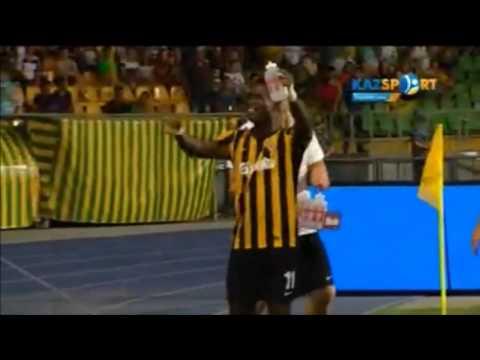 Лига Европы. 2-й отборочный раунд. Кайрат (Казахстан) - Алашкерт (Армения) 3:0
