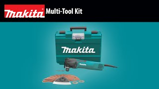 MAKITA Multi-Tool Kit Thumbnail