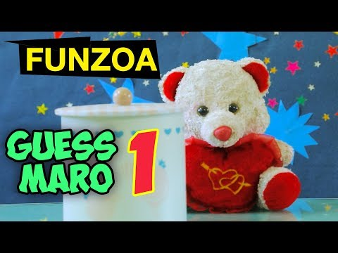 GUESS MARO EPISODE 1 | Funzoa Teddy Video New Show | Funny Viral Hindi Videos