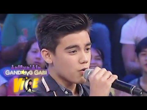 GGV: Bailey sings